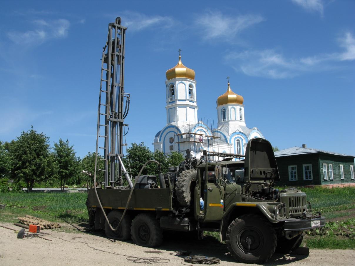 Водные проблемы Западно-Сибирского региона