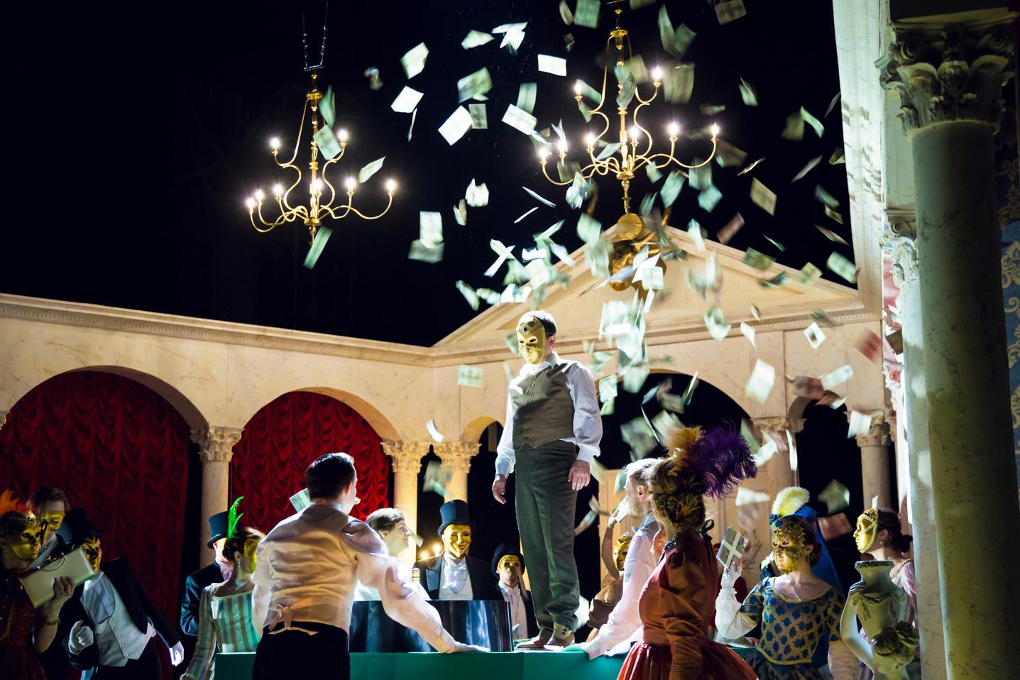 Театр «Глобус» получил премию Правительства РФ