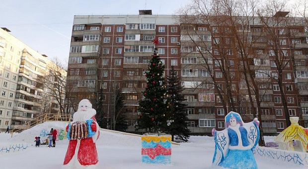 «Лучший снежный городок» – в Советском районе!