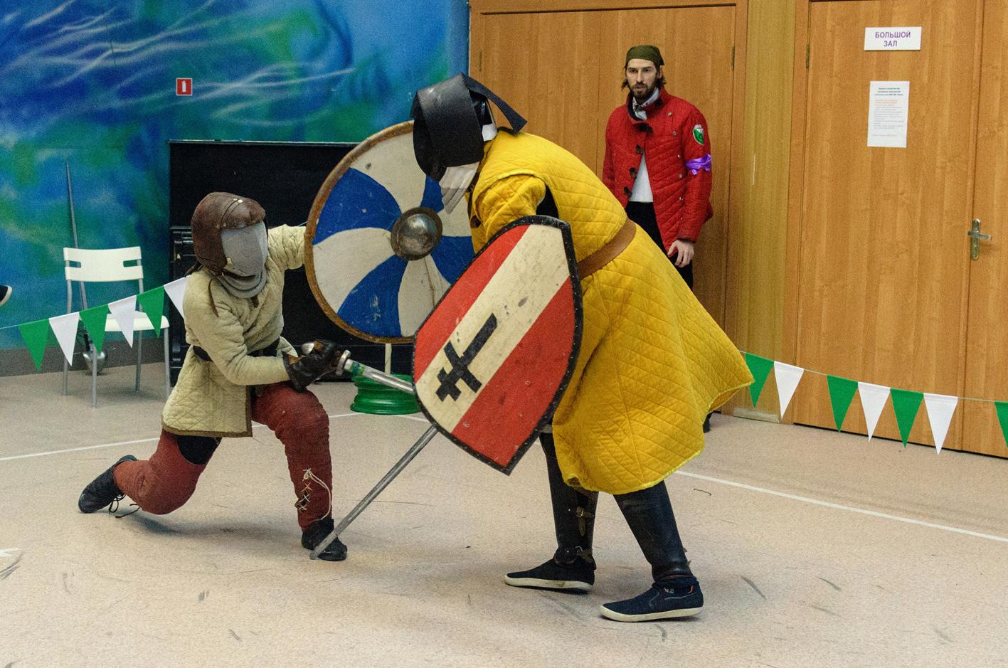 Рыцари без страха и упрека