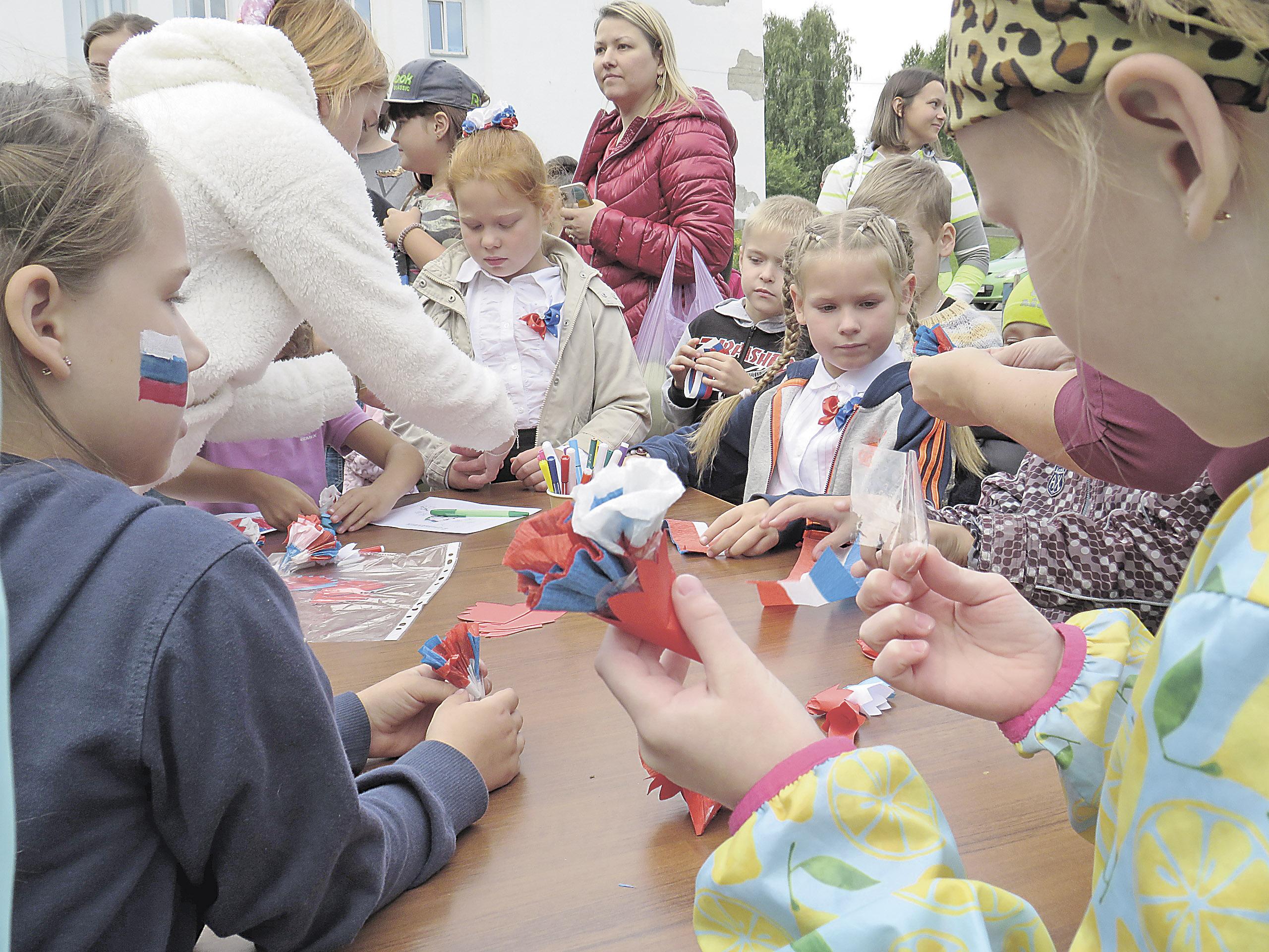 Как на ОбьГЭСе отметили 25-летие со дня утверждения Дня флага России